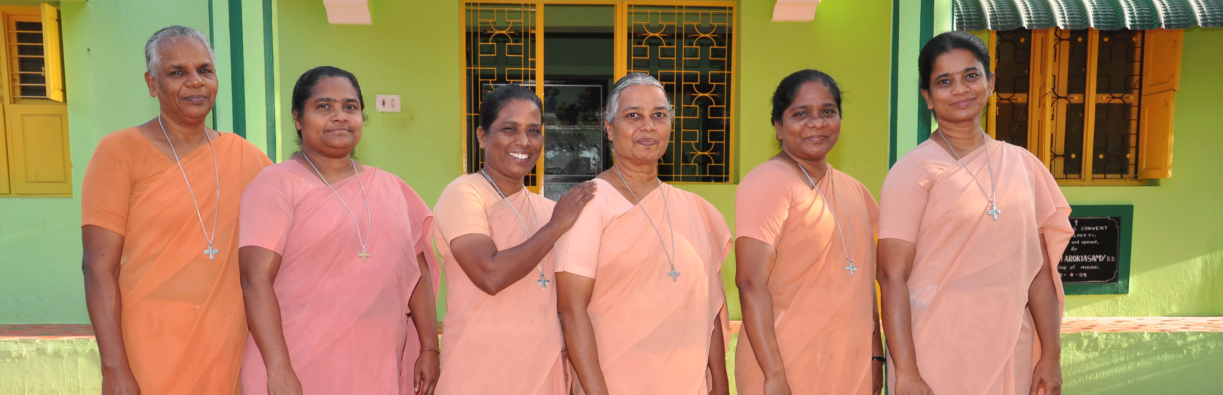 Sisters at Karisalpatti