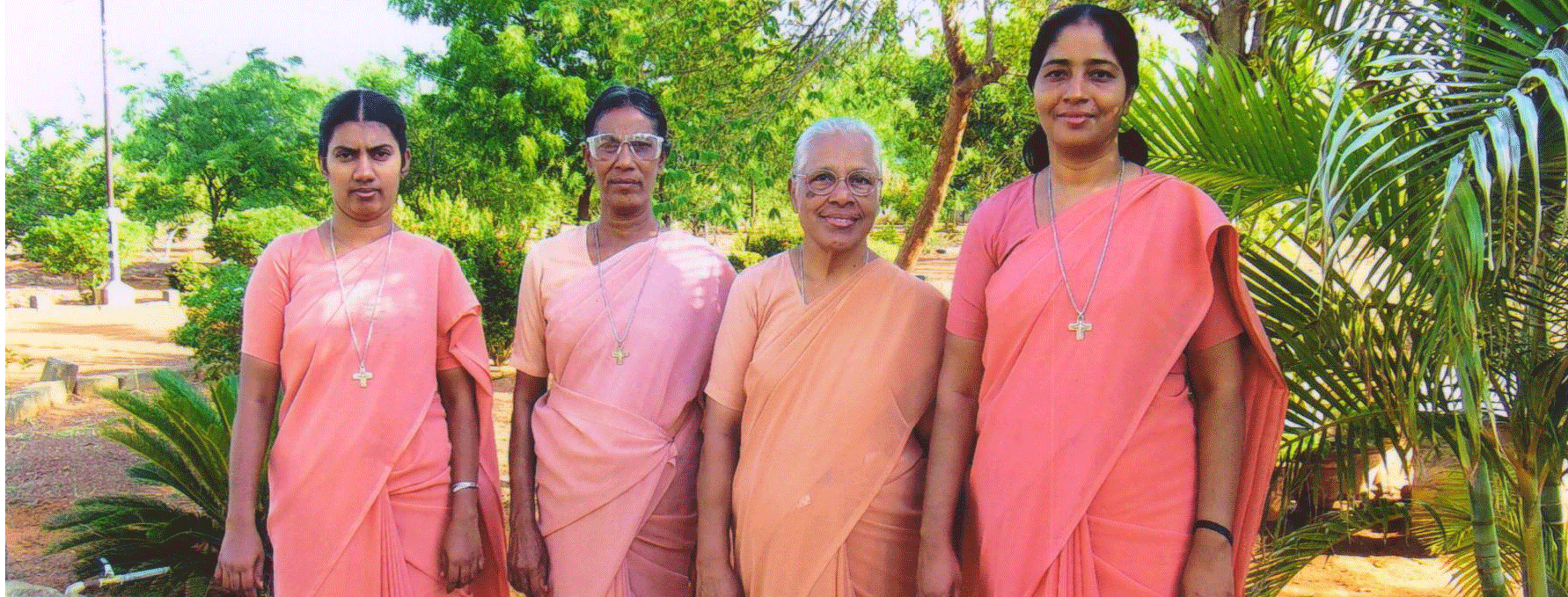 Sisters at Manamadurai