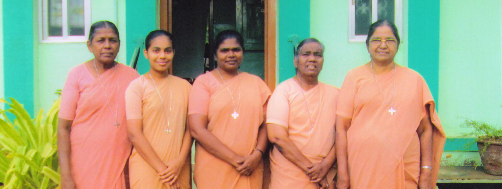 Sisters at Thayagam