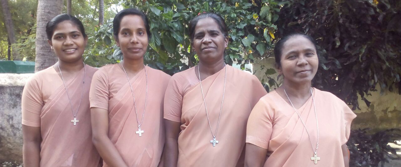 Sisters at Velayuthapuram